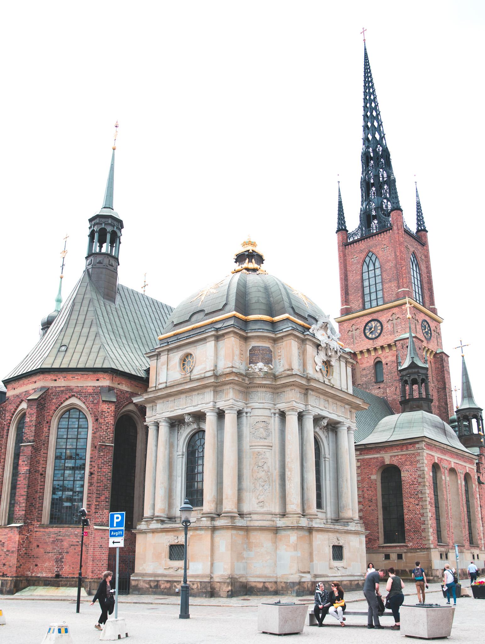 Iglesia de Estocolmo Suecia